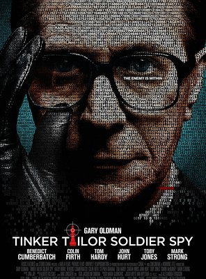 Poster of Tinker Tailor Soldier Spy