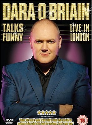 Poster of Dara O'Briain Talks Funny: Live in London