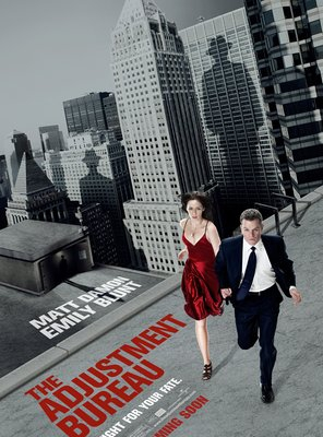 Poster of The Adjustment Bureau