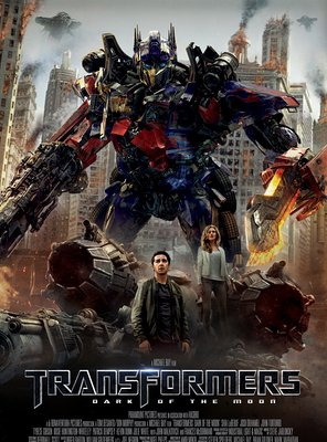Poster of Transformers: Dark of the Moon