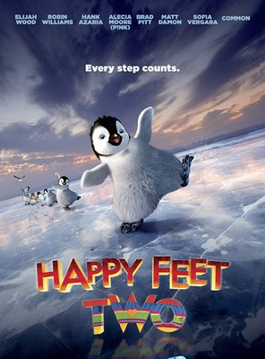 Poster of Happy Feet 2