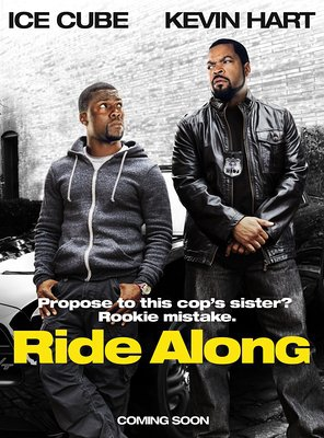 Poster of Ride Along