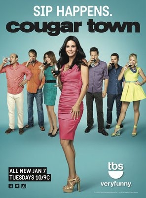 Poster of Cougar Town