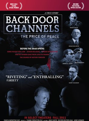 Poster of Back Door Channels: The Price of Peace