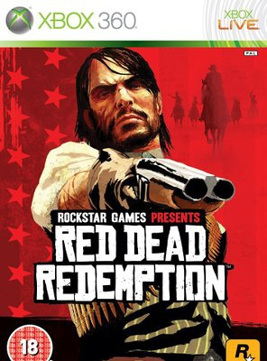 Poster of Red Dead Redemption