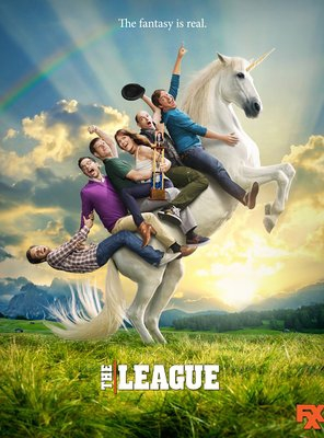 Poster of The League