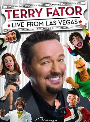 Poster of Terry Fator: Live from Las Vegas