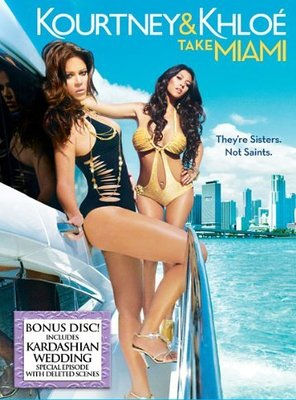 Poster of Kourtney & Kim Take Miami