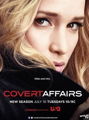 Poster of Covert Affairs