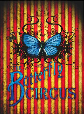Poster of The Butterfly Circus