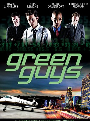 Poster of Green Guys