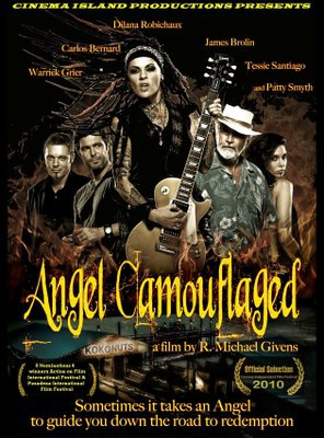 Poster of Angel Camouflaged