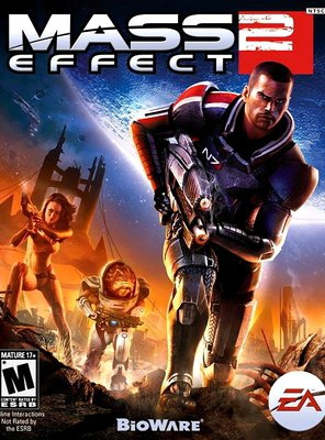 Poster of Mass Effect 2