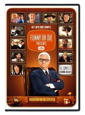 Poster of Funny or Die Presents...