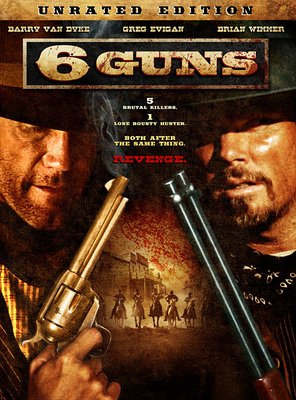 Poster of 6 Guns