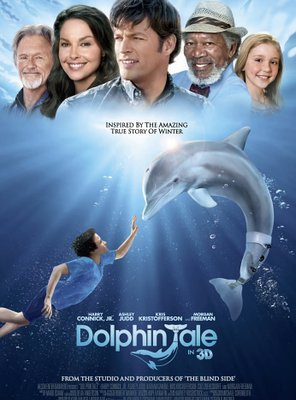 Poster of Dolphin Tale