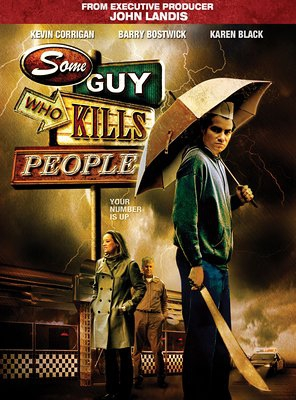 Poster of Some Guy Who Kills People