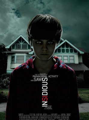 Poster of Insidious