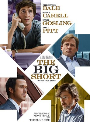 Poster of The Big Short