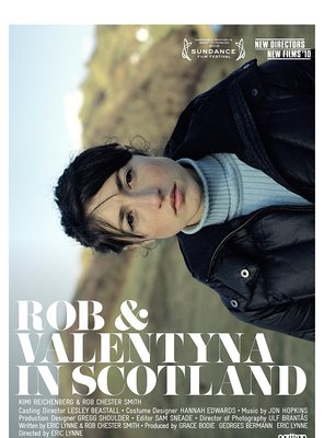 Poster of Rob and Valentyna in Scotland
