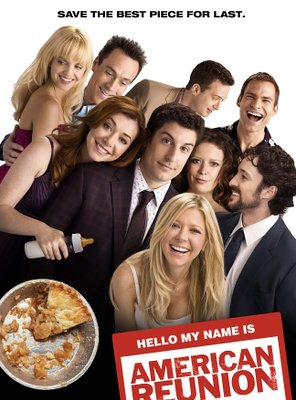 Poster of American Reunion