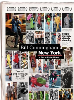 Poster of Bill Cunningham New York