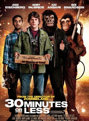 Poster of 30 Minutes or Less