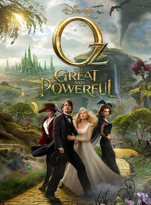 Poster of Oz the Great and Powerful