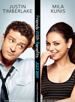 Poster of Friends with Benefits