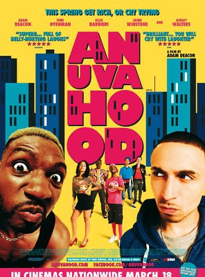 Poster of Anuvahood