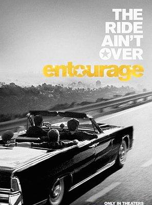 Poster of Entourage