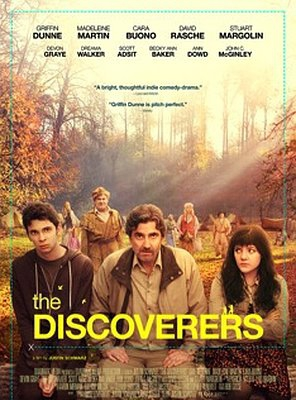 Poster of The Discoverers