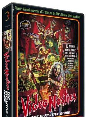 Poster of Video Nasties: Moral Panic, Censorship & Videotape