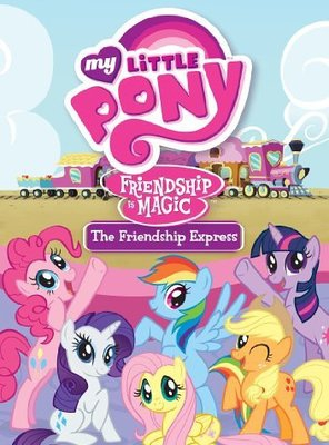 Poster of My Little Pony: Friendship Is Magic