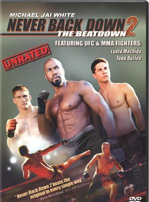 Poster of Never Back Down 2: The Beatdown