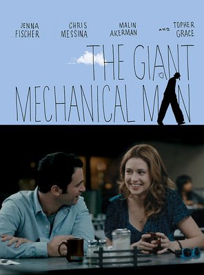 Poster of The Giant Mechanical Man
