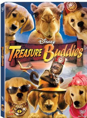 Poster of Treasure Buddies
