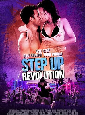 Poster of Step Up Revolution