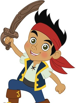 Poster of Jake and the Never Land Pirates