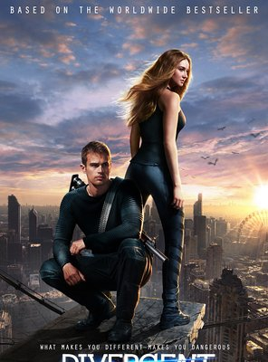 Poster of Divergent