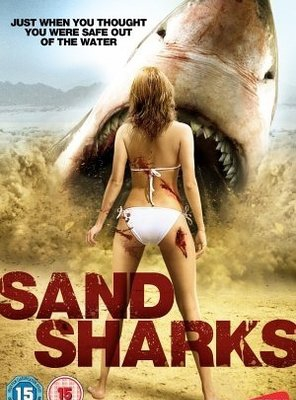 Poster of Sand Sharks