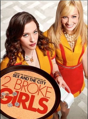 Poster of 2 Broke Girls