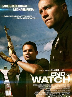 Poster of End of Watch