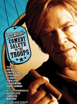 Poster of Ron White's Comedy Salute to the Troops