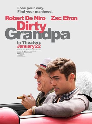 Poster of Dirty Grandpa
