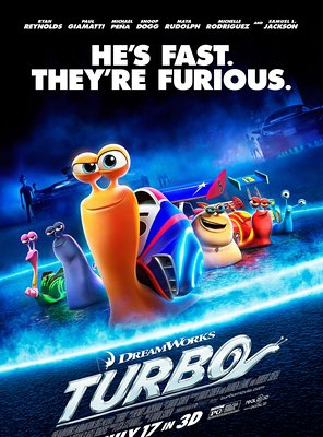 Poster of Turbo