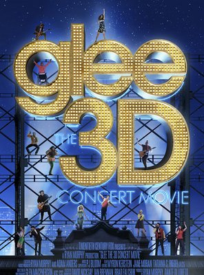 Poster of Glee: The 3D Concert Movie