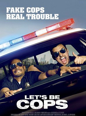 Poster of Let's Be Cops