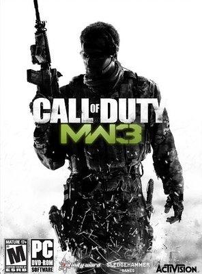 Poster of Call of Duty: Modern Warfare 3