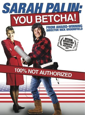 Poster of Sarah Palin: You Betcha!